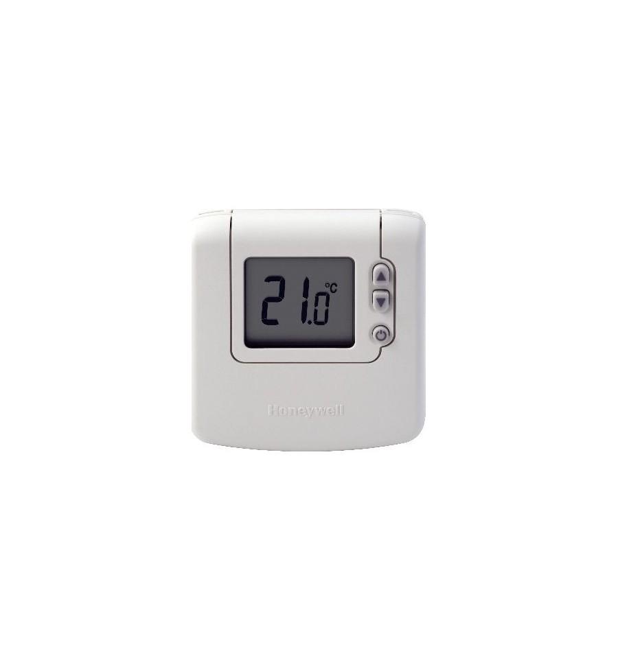 Termostato ambiente digital honeywell dt90 - Termostato ambiente digital ...