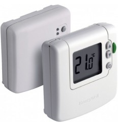 Termostato ambiente digital Inalámbrico Honeywell DT92