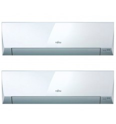 Aire acondicionado FUJITSU ASY3525U11-LM Split Pared 2x1 Inverter