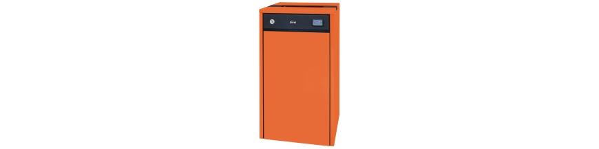 Calderas de biomasa: pellets, policombustibles, estufas